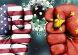 США, Китай, вирус
