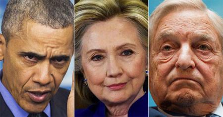 Американский триумвират Нового мирового порядка