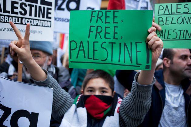 Свободу Палестине