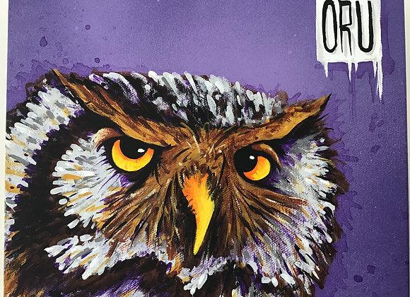 8 X 10 Royal Purple