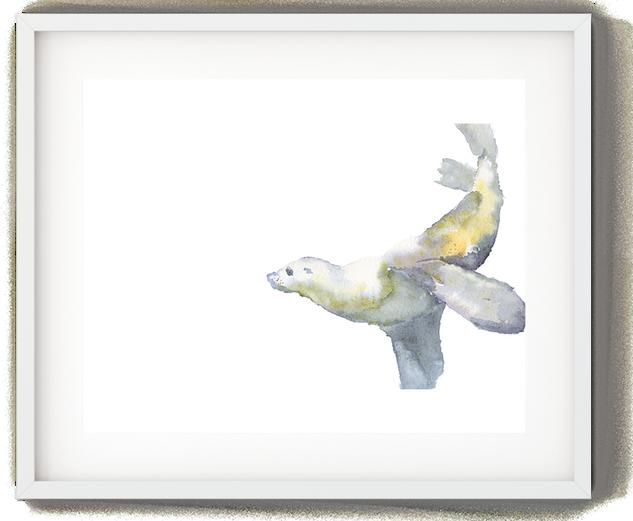FLYING SEAL