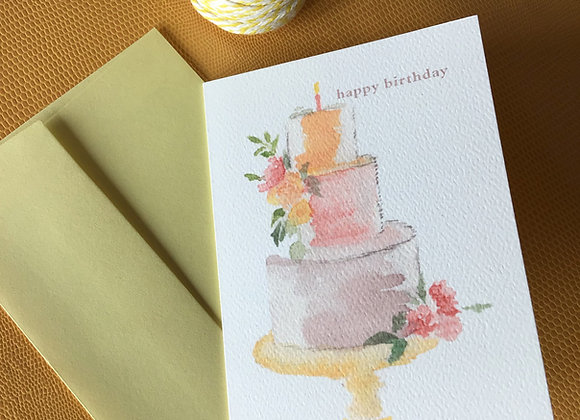 Have your Cake...Birthday Card