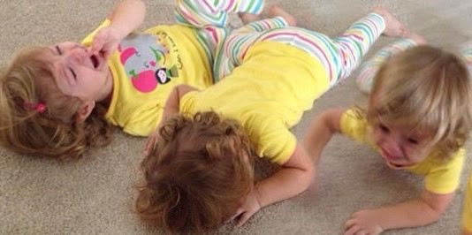 Researchers explain the simple thing you can teach a toddler to make behavior problems disappear