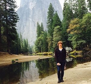 Paula Spencer Scott Yosemite