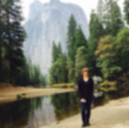 Paula Spencer Scott Yosemite