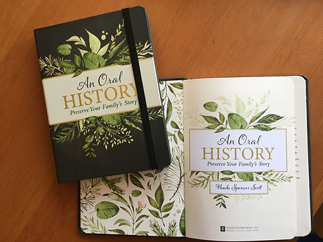 An Oral History journal