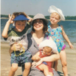 Paula Spencer Scott & kids