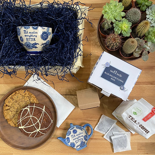 Tea Makes Everything Better Gift Box