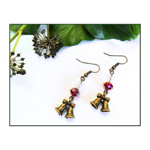 Solstice Bells Earrings