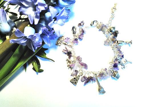 Imbolc Loaded Charm Bracelet