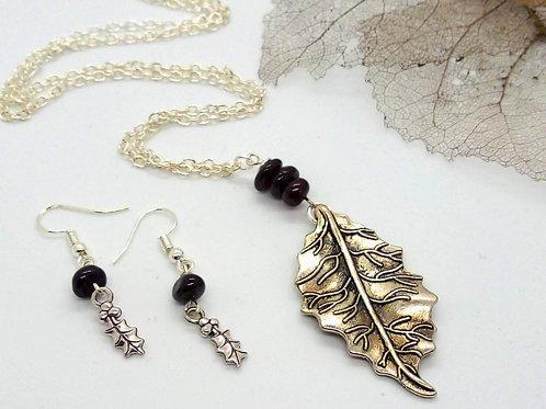 Holly Jewelry Set