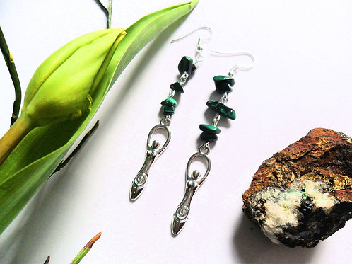 Earth Element Earrings