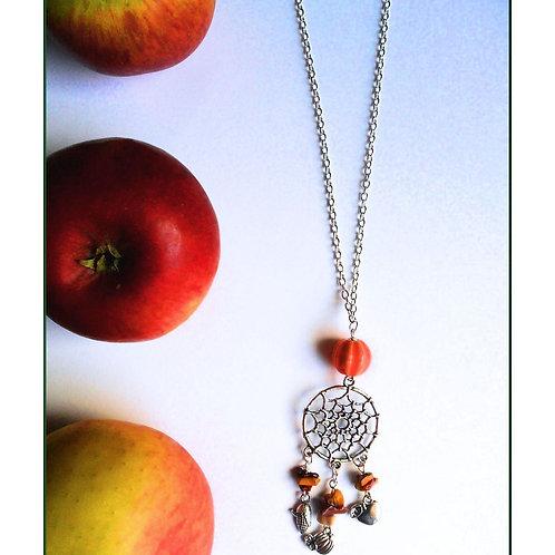 Mabon Dreamcatcher Chandelier Necklace