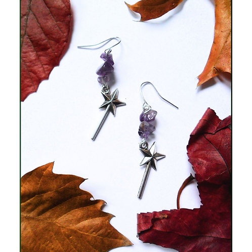 February Earrings of The Month