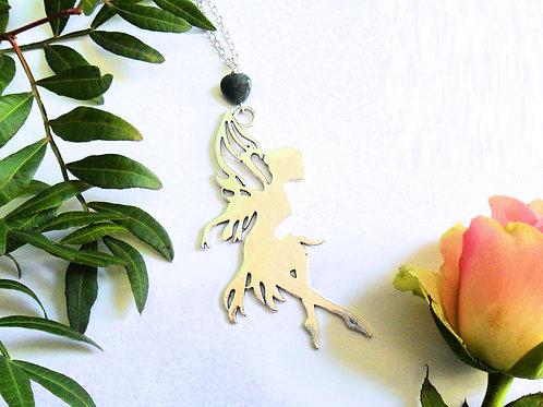 Tiptoe Fairy Beltane Necklace