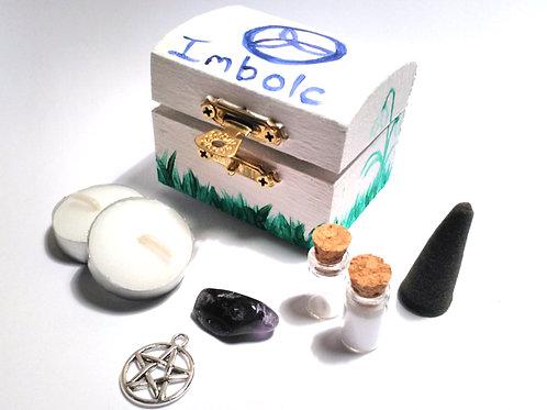 Snowdrop Imbolc Mini Altar Kit