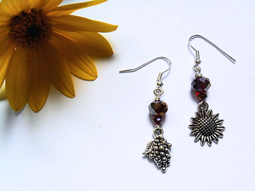 July Earrings of The Month