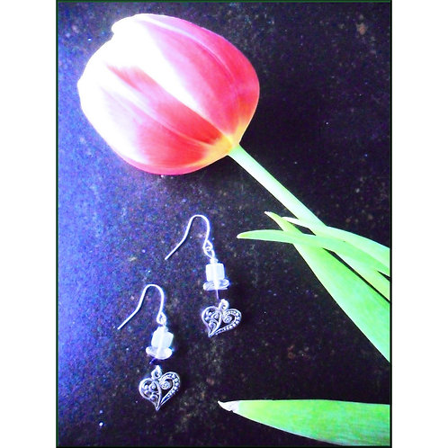 April Earrings of The Month
