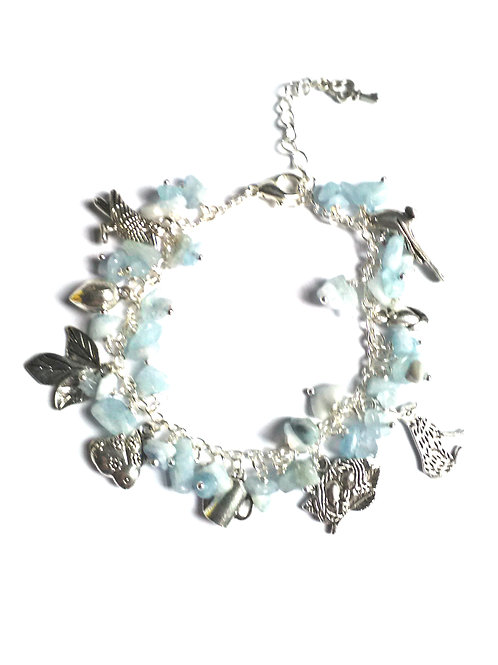 March Birthstone Bracelet of The Month