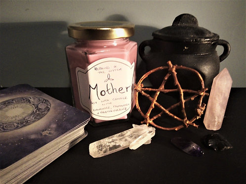 Mother Goddess Soy Wax Candle