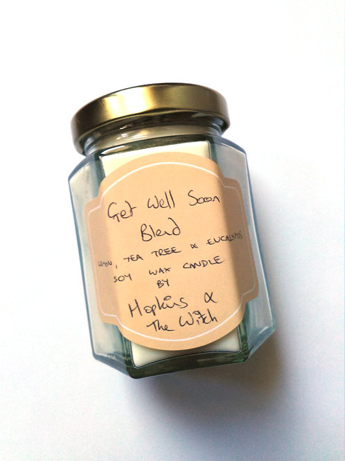 Get Well Soon Blend Soy Wax Candle
