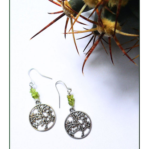 August Earrings of The Month