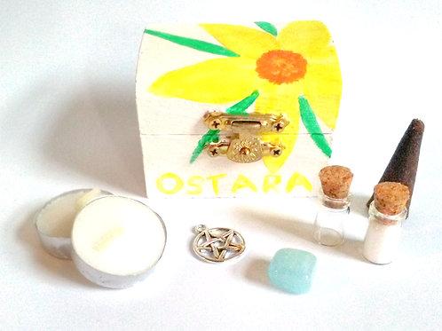 Daffodil Ostara Mini Altar Kit