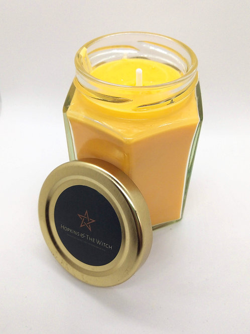 Custom Soy Wax Offering Candle