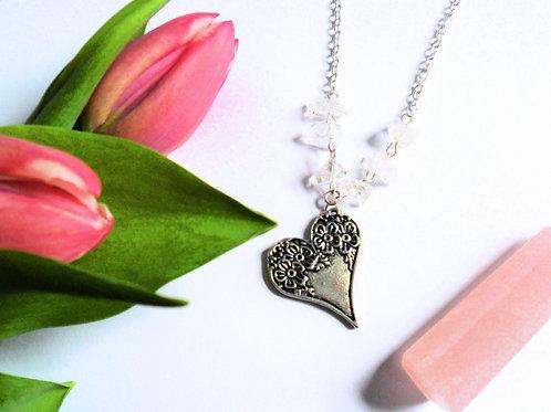 Spirit Element Heart Necklace