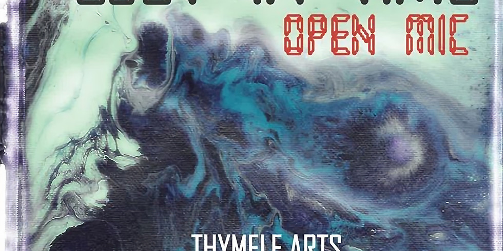 """Art Time Presents: """"Lost in Time"""" Leap Day Open Mic"""