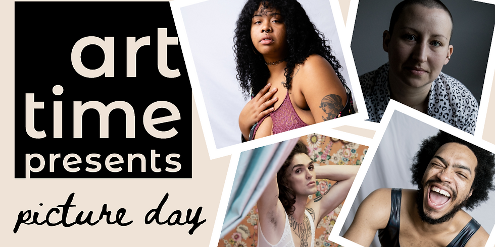 Art Time Presents: Picture Day!