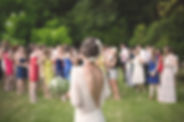 Outdoor Wedding relaxed fun with Daylesford Wine Tours
