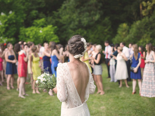 Little Budget, Big Wedding:  Home Preparations That Turn Your Space from Drab to Fab
