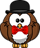 owl with hat and tie.png