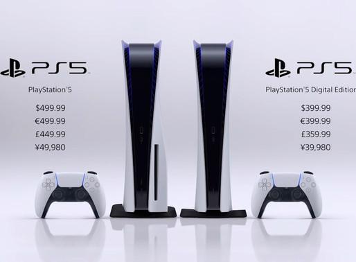 PS5 Showcase | Revelado preço e data de lançamento das duas versões do console