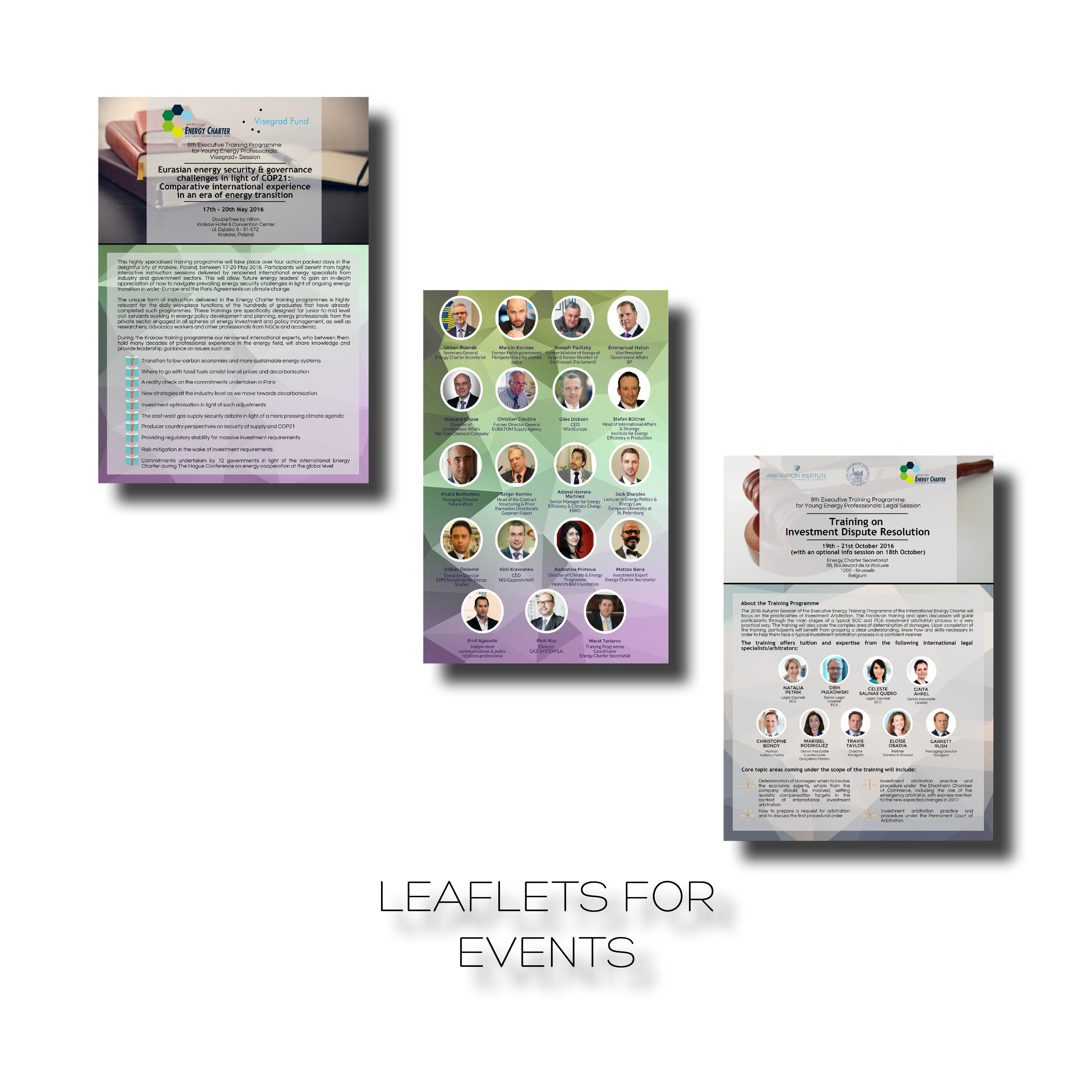 Leaflets banner2