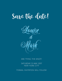 Wedding invitation4