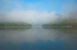 Lake at PaLaU forest