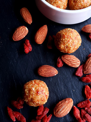 Goji berry Almond