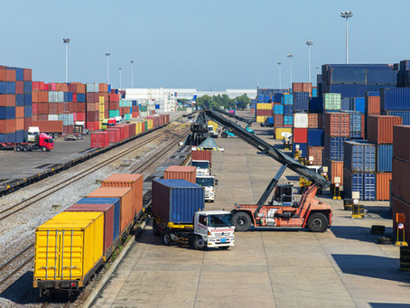 Rail Capacity Issues and Their Effect on Port Congestion
