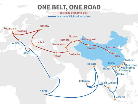 One Belt, One Road – A Way to Connect the East and the West