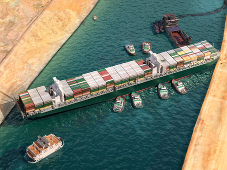 The Ever Given at Suez Canal: The What, The Why, The How?