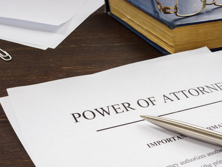 Shipping Power of Attorney: Everything You Need to Know