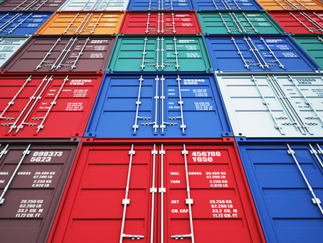 Container Shortage – The Reasons Behind It