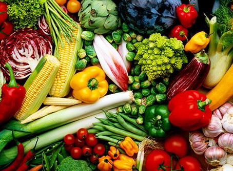 Eat more vegetables and why!