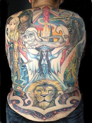 Tattoo 7
