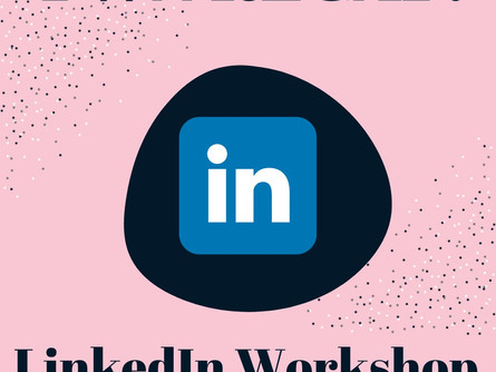 TWN RECAP: LinkedIn Workshop with Jamie Vinick