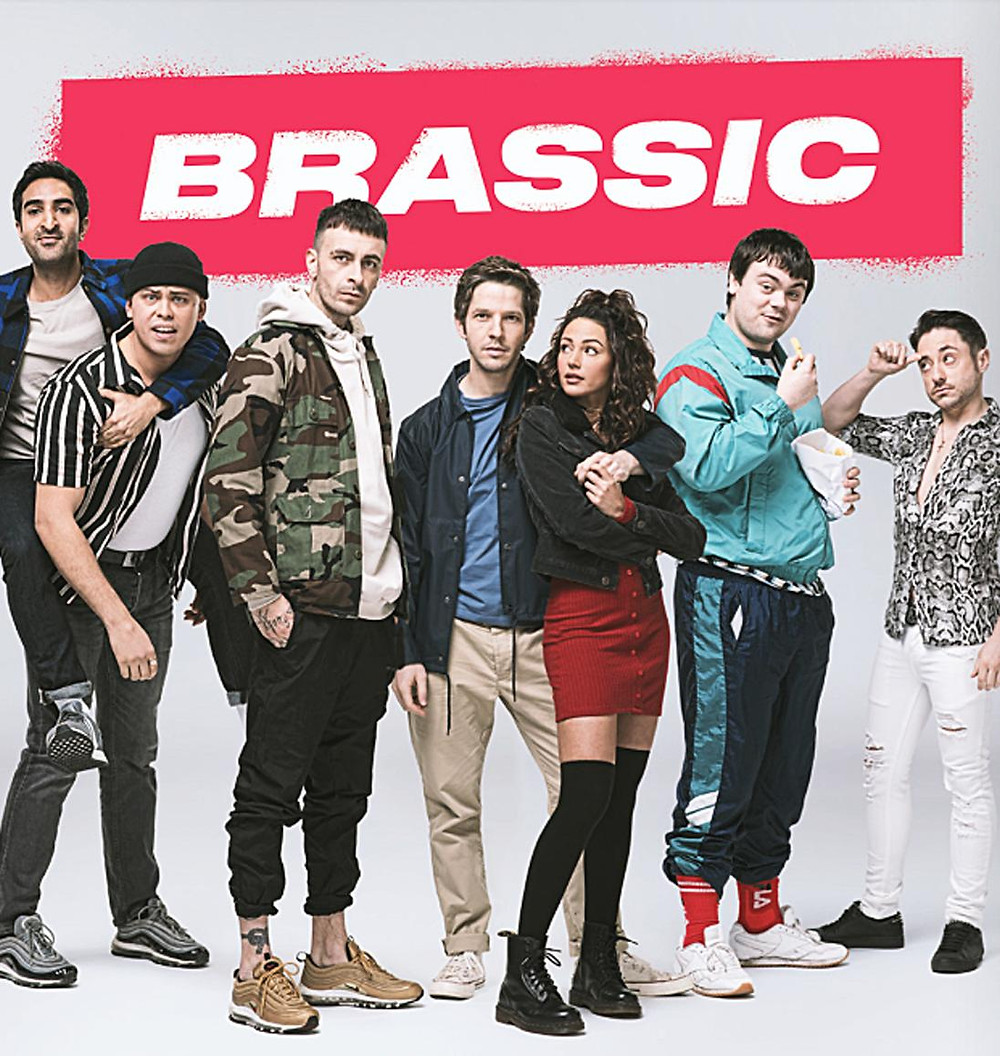 Brassic - TV show on Sky, comedy