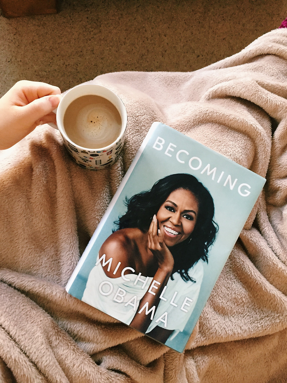 Becoming by Michelle Obama, book review from Written by Han