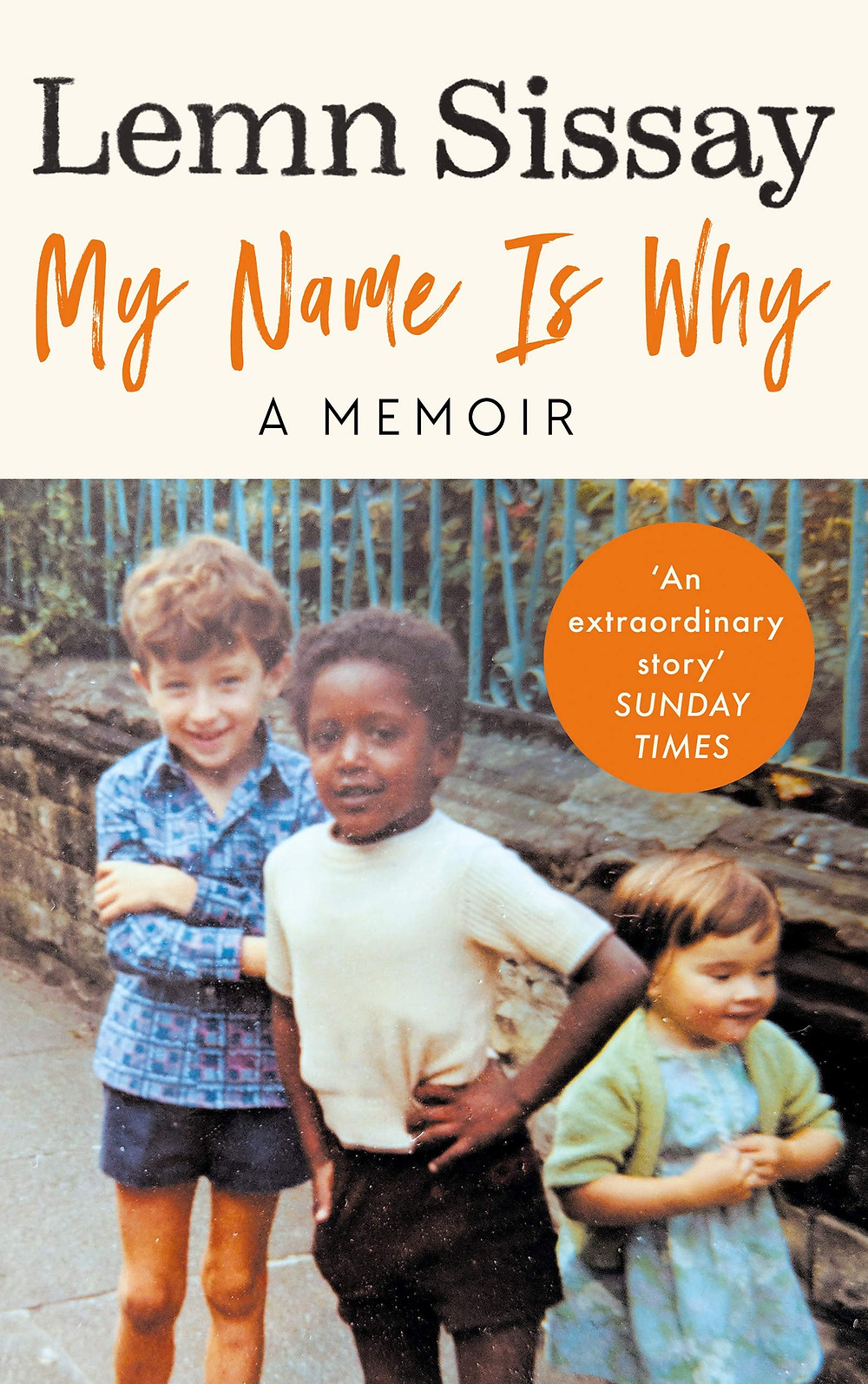 My Name is Why by Lemn Sissay Book Review Written by Han